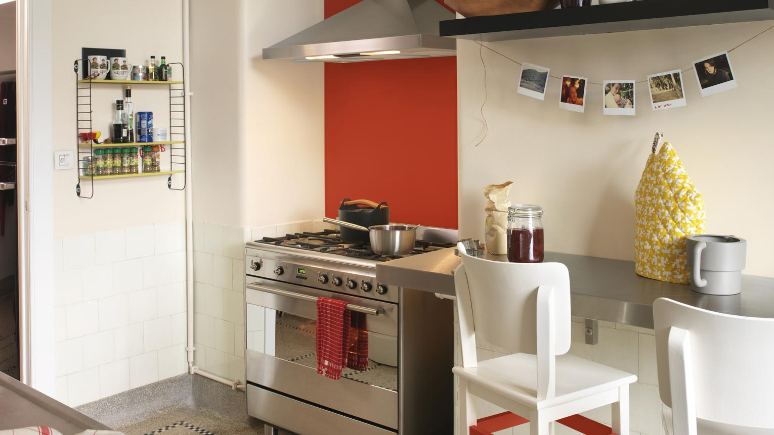 Unleash your kitchen's full potential with cool neutrals and bright colour schemes that create the illusion of space.